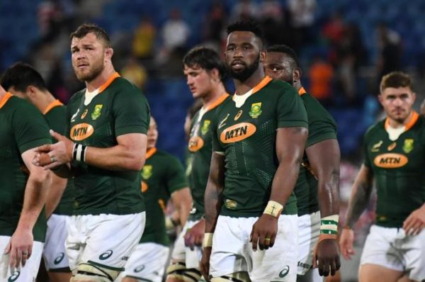 Le rugby sud-africain de nouveau à l'épreuve du racisme