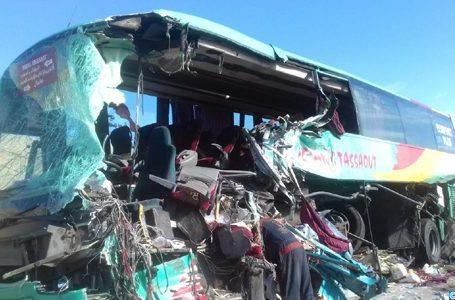 Province de Guelmim: 3 morts et 10 blessés dans un accident de la route