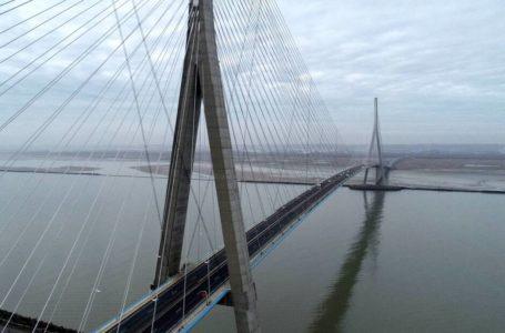 Le pont de Normandie a 25 ans : entrez dans les coulisses de l'ouvrage