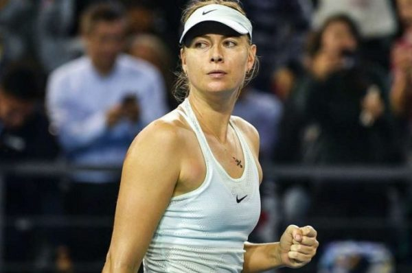 La star du tennis Maria Sharapova met fin à sa carrière