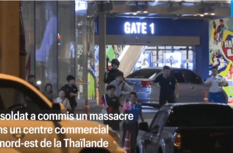 Un soldat tue 26 personnes dans un centre commercial en Thaïlande