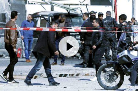 Attentat suicide près de l'ambassade américaine à Tunis, deux assaillants tués
