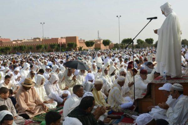 Prévention contre la Covid-19: La prière de Aid Al Adha peut être accomplie à domicile
