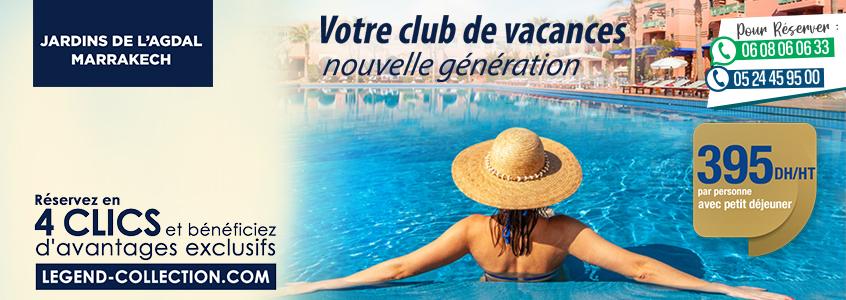 https://www.legend-collection.com/fr/hotels-maroc/marrakech/jardins-de-l-agdal-marrakech actualité maroc