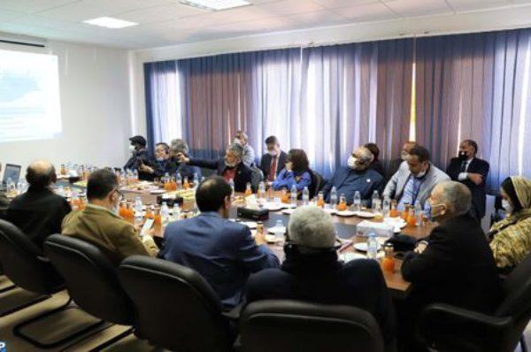 Sidi Ifni: Des ambassadeurs étrangers saluent la vision royale sur la coopération Sud-Sud
