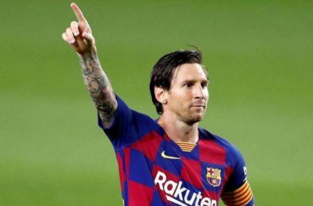 Messi ne finira pas sa carrière au Barça