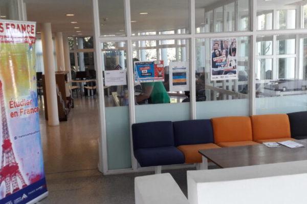 Casablanca: inauguration d'un nouvel espace Campus France