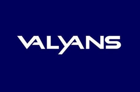 Valyans reconfigure son capital