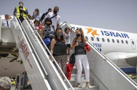 Maroc : des centaines de touristes sont arrivés à Marrakech par le premier vol commercial direct depuis Israël