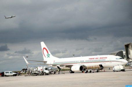 RAM: Changement gratuit de date de vol pour les voyageurs en provenance de France, Espagne et Portugal