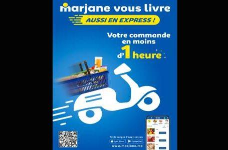 E-commerce: Le groupe Marjane lance la livraison Express sur son application mobile
