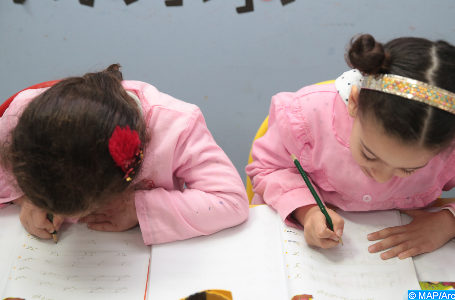 M'diq-Fnideq: Forte impulsion de l'INDH à la scolarisation des jeunes filles
